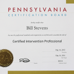Bill Stevens Certified Intervention Professional